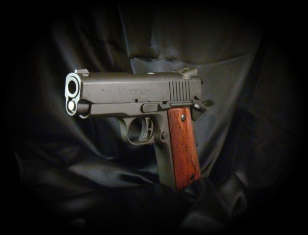 The LSI Citadel 1911. (Image Courtesy: AverageJoesHandgunReviews.blogspot.com)