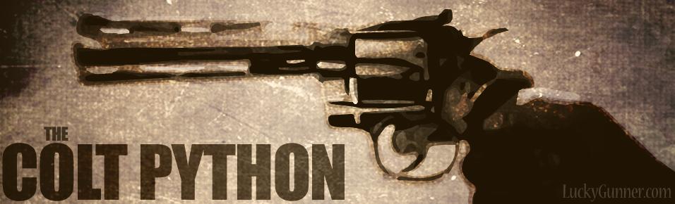 The Colt Python - An Ideal Zombie Gun?