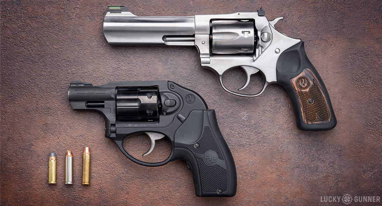 .32 Test Revolvers